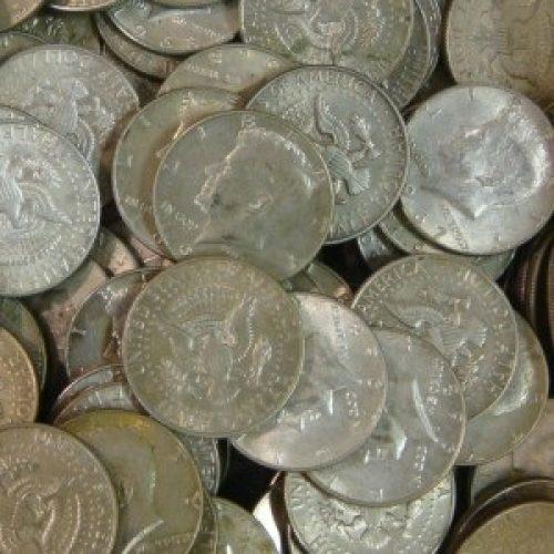Junk Kennedy Half Dollars