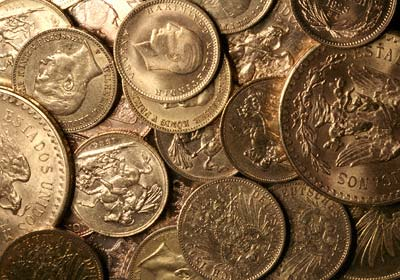junk gold bullion coins
